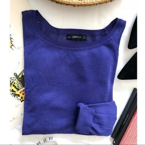 Zara Knit Lightweight Sweater